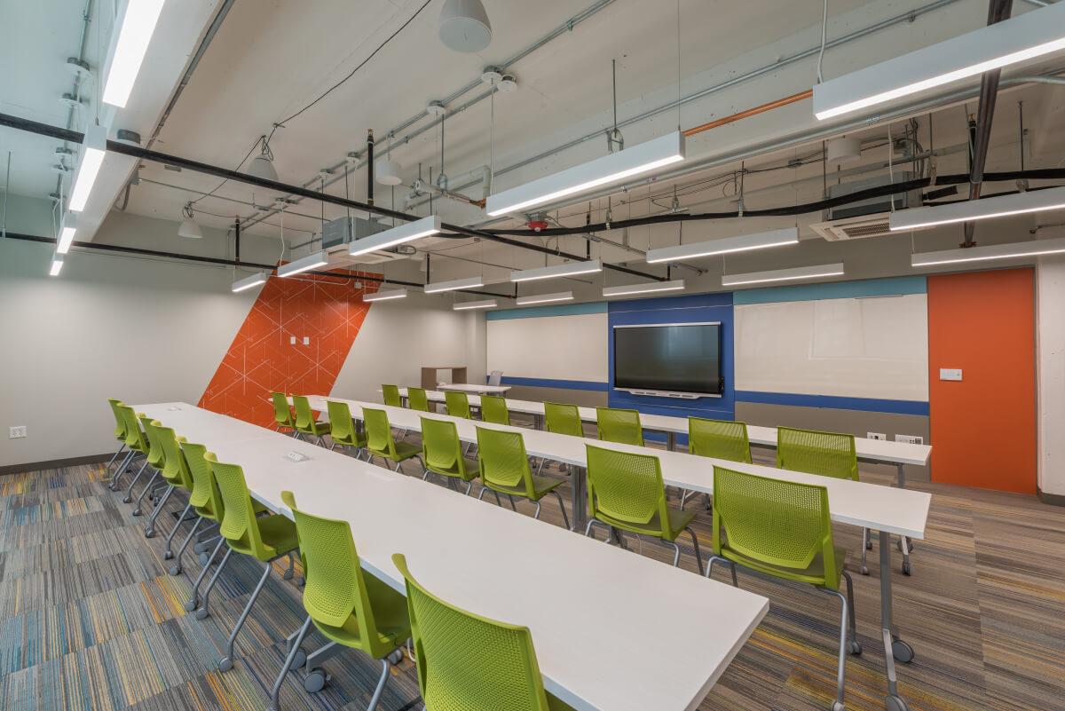 CAST TECH  classroom