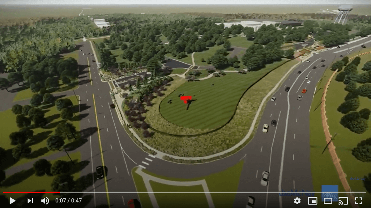 McNay Landscape Virtual Tour