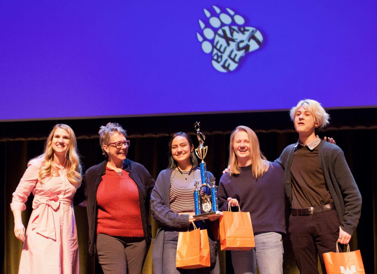 NESA Award BexarFest