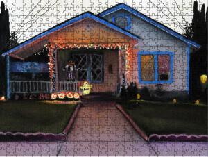Art Puzzle Project